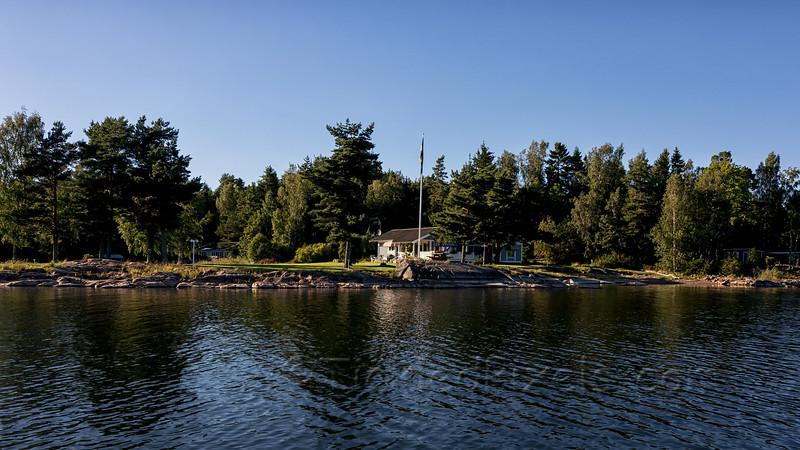 Cottage on Lake Vänern