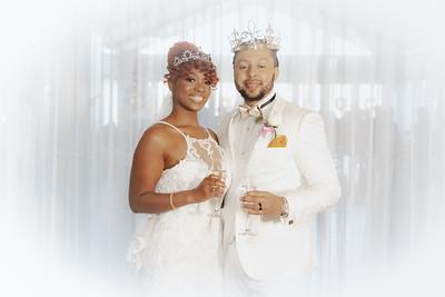 Mishea & Vinte Wedding
