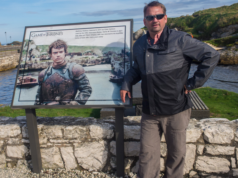 6 Dave in front of Theon Sign.jpg