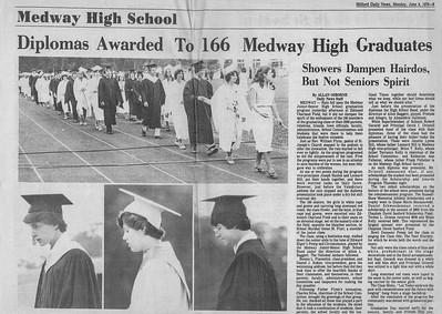 Graduation - June 3, 1979