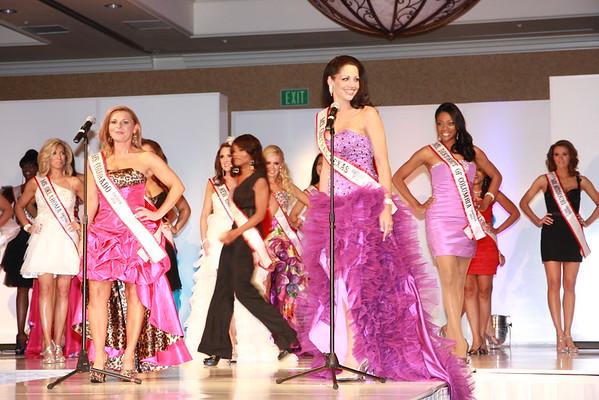 2012 Ms. America - Dresses - Sportswear