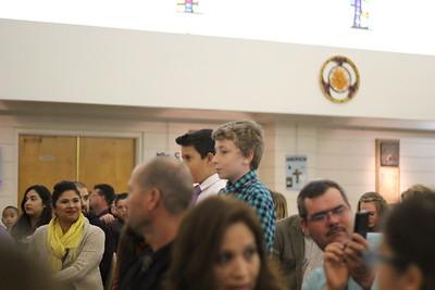 Sean's First Communion