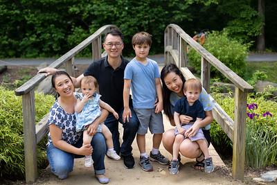 Yee Family -- June 9, 2018
