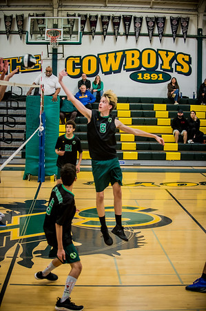 190305 LHS MEN'S JV VOLLEYBALL (MONTE VISTA)