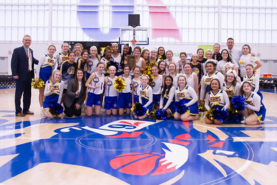 Girls Basketball Championship 2020