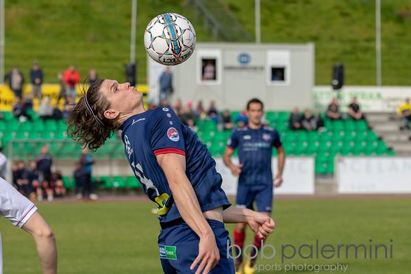 Vestri vs. Huginn Football, Ísafjarðarbær, Iceland
