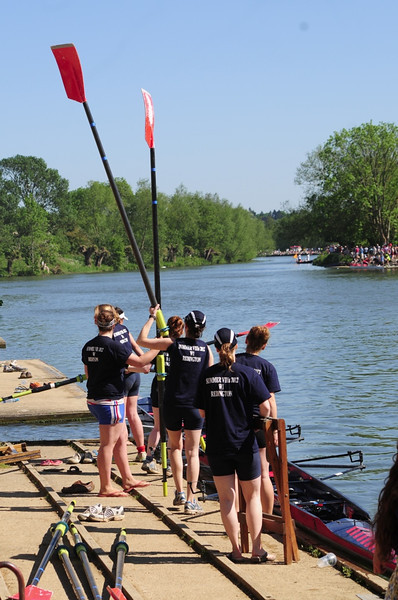 Oxford College Boat Races - Torpids and Summer Eights