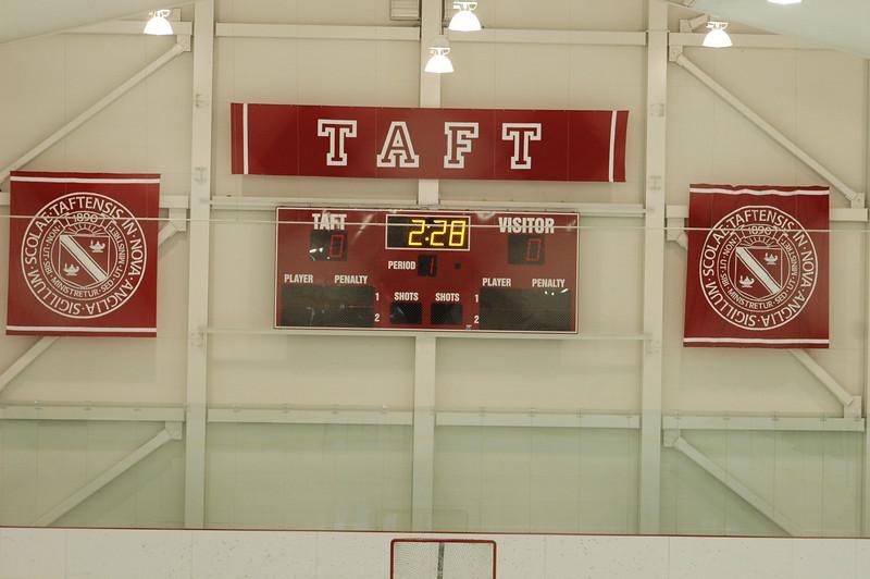 Loomis Varsity Ice Hockey vs. Taft - Taft Tournament Finals 12/15/06