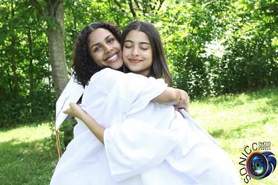 Cecile & Giana (2020 Graduation Shoot)