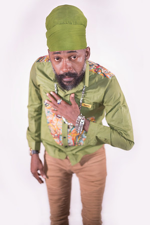 Lutan Fyah Photoshoot Apr 12, 2018