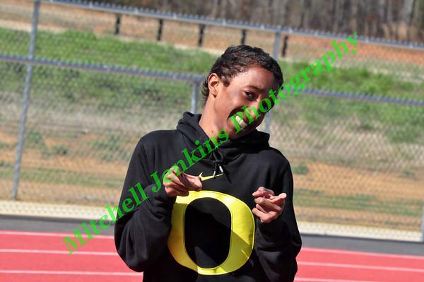 Cass High Track Meet 3-19-13