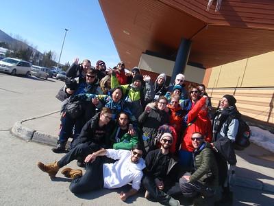 Mont Ste-Anne - 24 au 26 mars