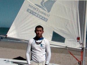 Laser Boat Handling DVD, coach Rulo Borojovich