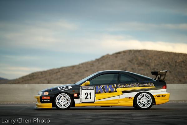 KW Suspensions Acura Integra Type R