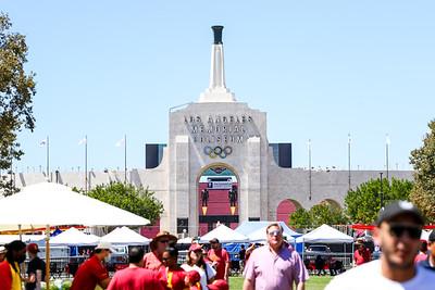 USC Football vs San Jose State 09/04/2021
