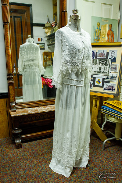 Pine Forest Museum Garments