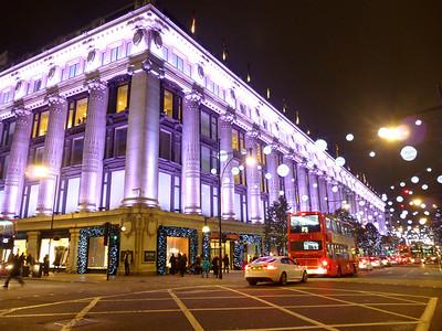 London - November 2013