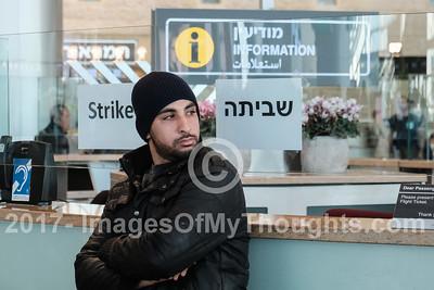 20171217 General Strike in Israel for TEVA
