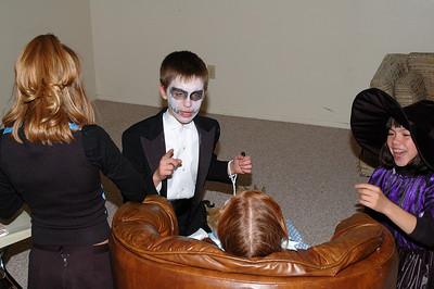 Savannah's Halloween Party