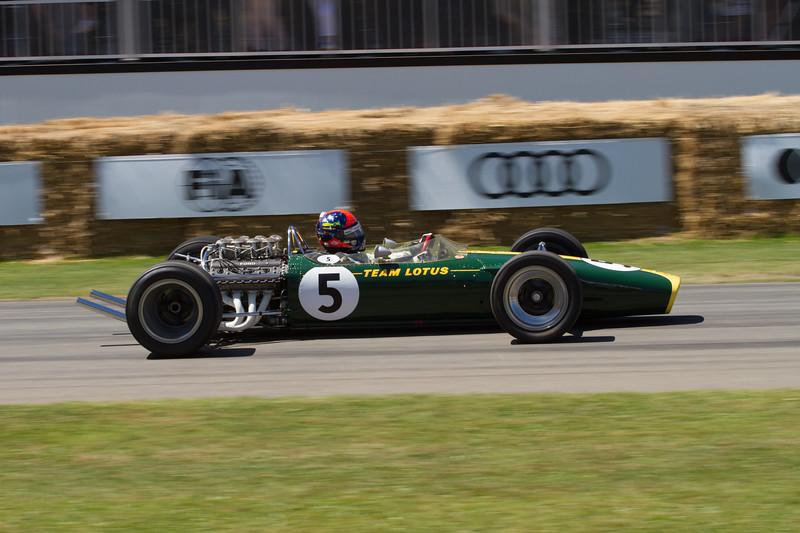 Lotus-Cosworth 49