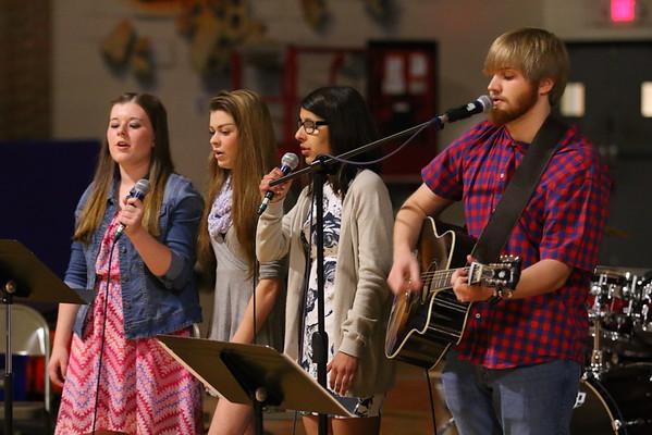 Senior Chapel - KCHS - 5/18/16