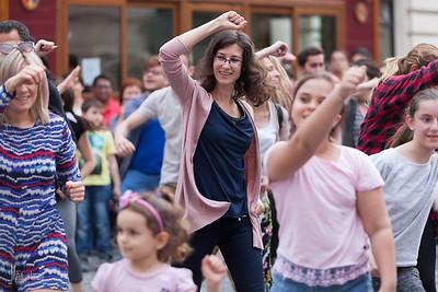 Bucuresti danseaza in strada - editia 3