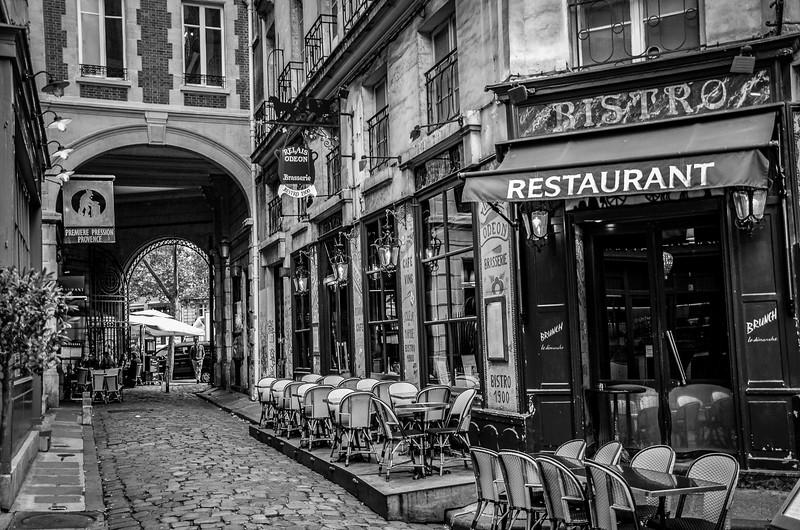 Parisian Bistro