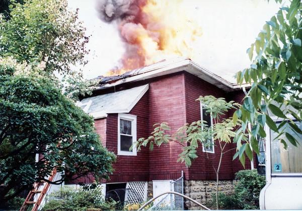 Flintcraft Fire 1980