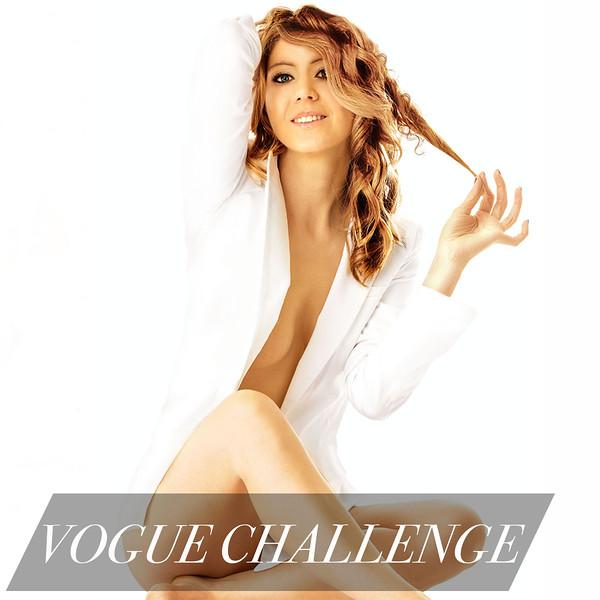 Vogue Challenge - Zhukov Studios - Photo Studio in Chicago