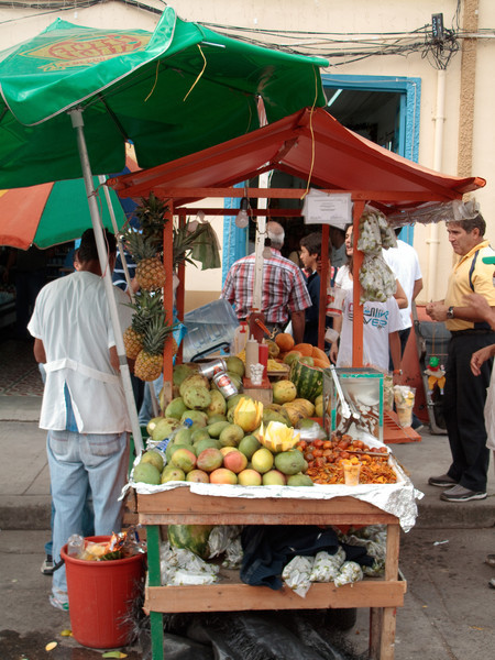 Street Food in Salento