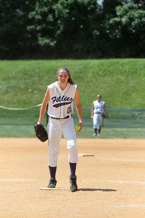 16U Cyclones vs Fillies (6.16.12)