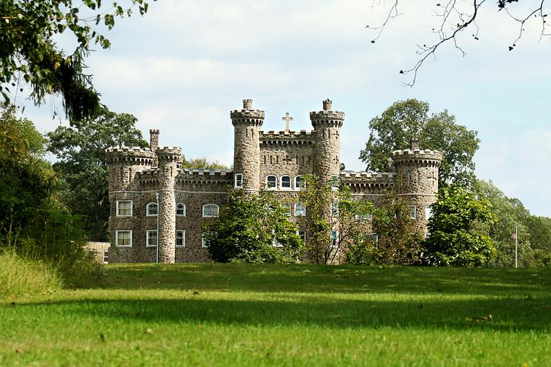 St. Mary's Villa, Lindenwald Castle in Ambler, PA