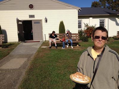 2012 10-20 Lemon Meringue Pie