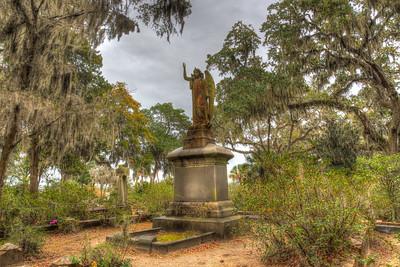 Charleston, Beaufort and Savannah - March, 2014