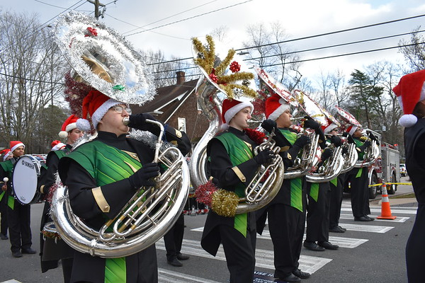 2019-12-14 Cary Christmas Parade