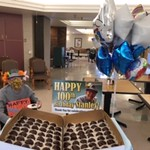 Stanleys 100th birthday wish