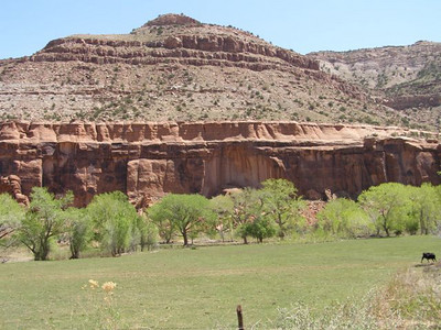 Escalante Canyon 4/27/07