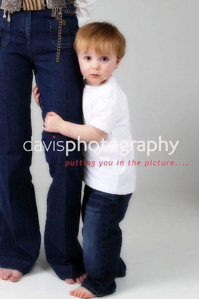 Toddler Alfie Cregan