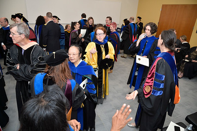 Faculty Robing