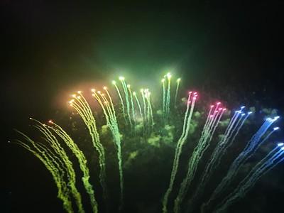 2021 Fireworks Show