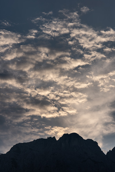 Grigne at sunrise - Mandello del Lario, Lecco, Italy - August 6, 2018