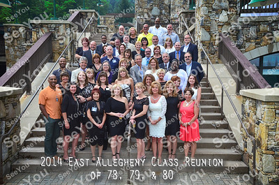 2014 East Allegheny Class Reunion of 78, 79, 80