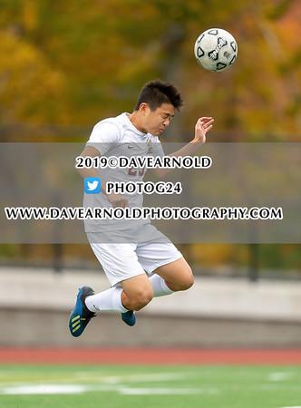 10/16/2019 - Boys Varsity Soccer - BC High vs St. John's Prep