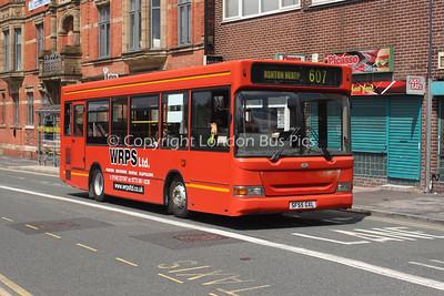 Wigan Buses
