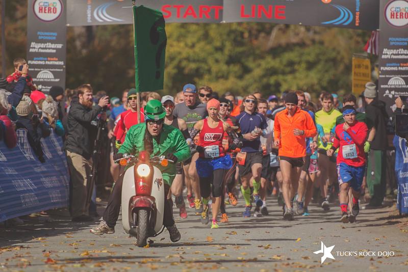 CHaD Half Marathon