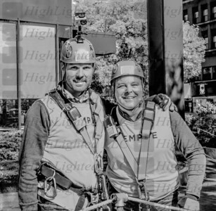 Over the Edge - American Cancer Society 10-14-16