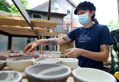 Photos: Annual Chili Bowl and Fall Pottery Sale in Boulder