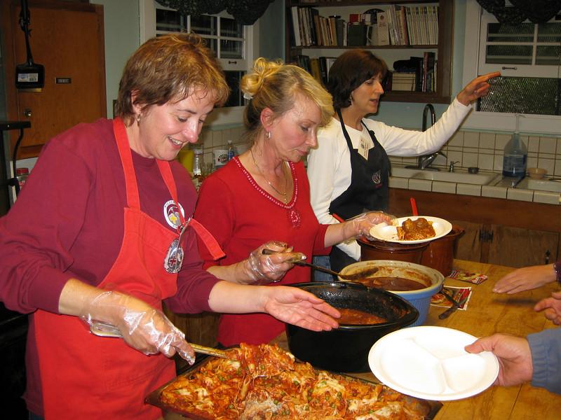 Wonderful cookie ladies