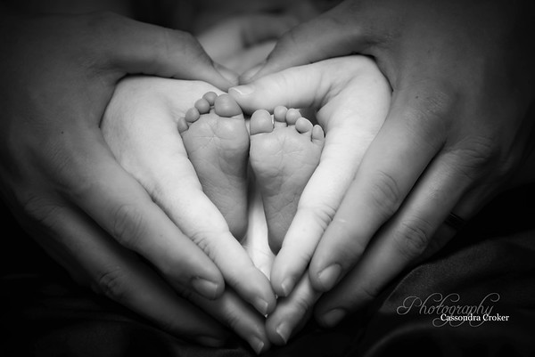 Baby Leyton Newborn Session