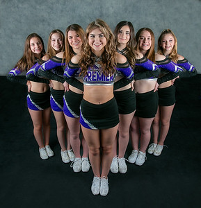 Premier Gymnastics & Cheer of the Rockies Level 3 CHEER